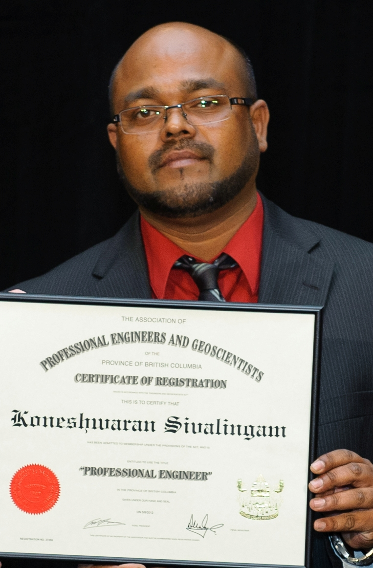 Koni with certification
