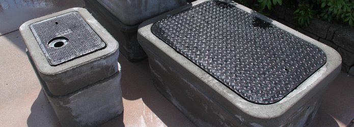 Langley Concrete Group Meter Boxes
